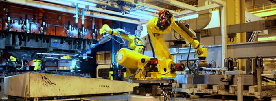 Automatizacion Robot Opel